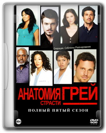 Анатомия страсти [Сезон 5] / Анатомия Грей / Grey's Anatomy