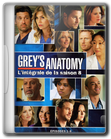 Анатомия страсти [Сезон 8] / Анатомия Грей / Grey's Anatomy
